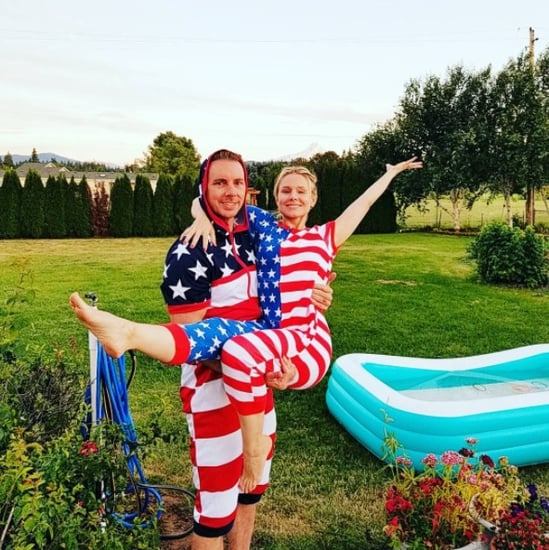 Celebrities Celebrating the Fourth of July 2017 Pictures