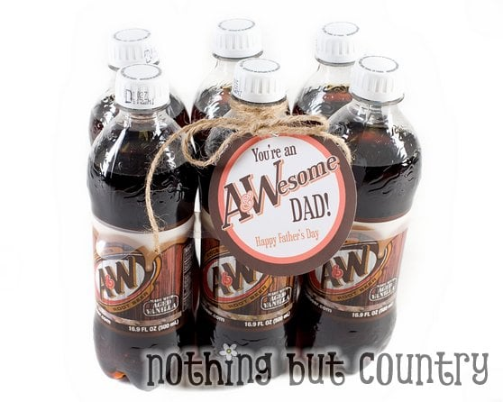 Root Beer Bottle Labels
