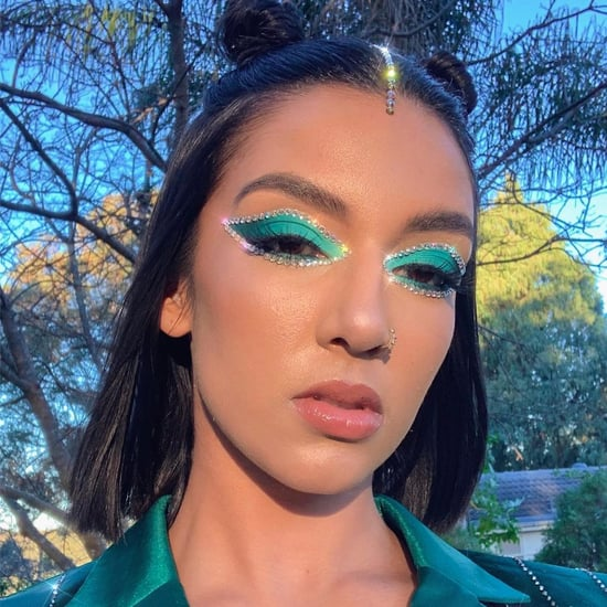 Festive Makeup Looks You Can Wear With a Face Mask