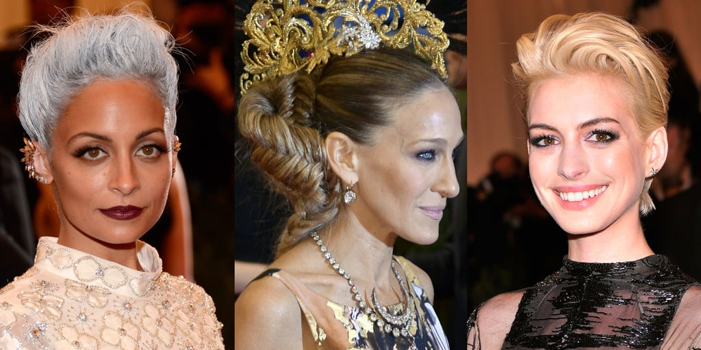 Best Punk Hair and Beauty | Met Gala 2013