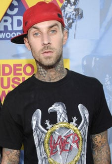 Photo of Travis Barker, Who Recently Opened Up in His First Interview Since the Plane Crash