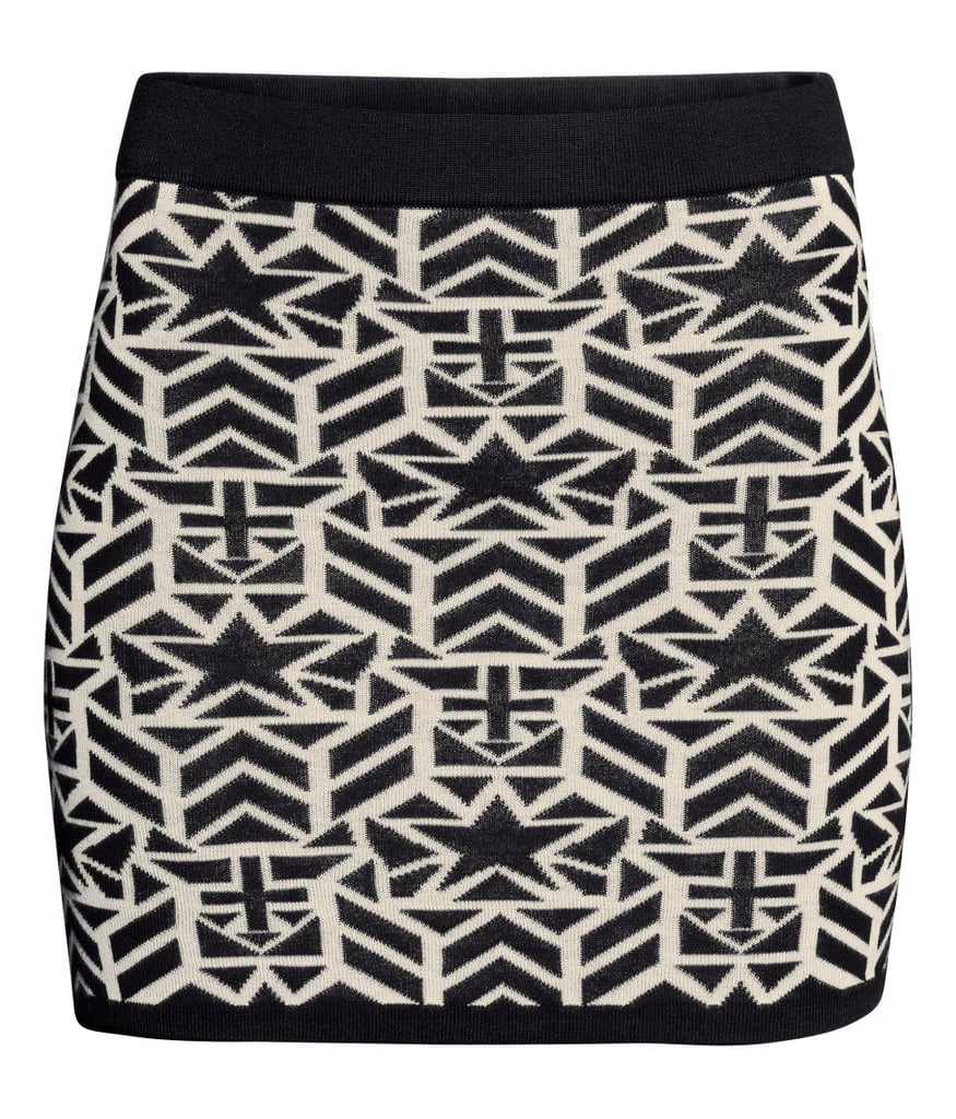 It's not hard to see why this H&M knit skirt ($18) is a star.