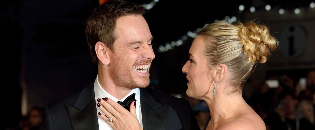 Nobody Has More Fun on the Red Carpet Than Kate Winslet and Michael Fassbender