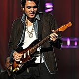 John Mayer and His Rock Contemporaries Jam Out With Lots of Love