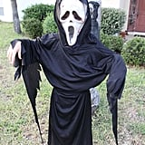 Halloween officially ended for you the day you saw someone wear the Scream mask.