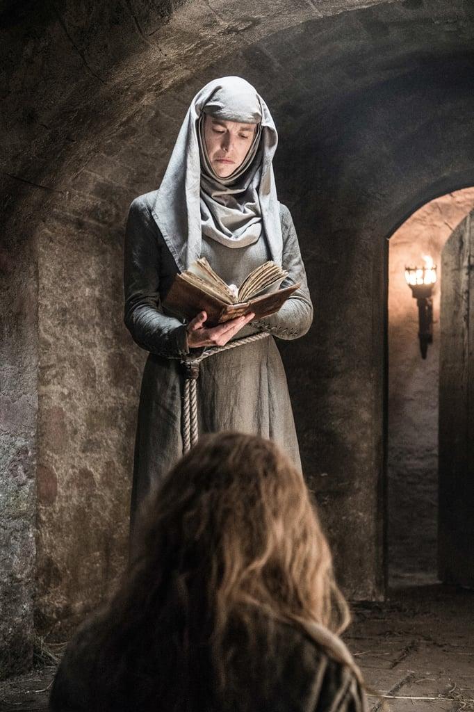 The Shame Nun