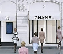 Fab Flash: Credit Crunch Catches Chanel