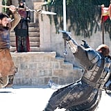 Oberyn Fights For Tyrion