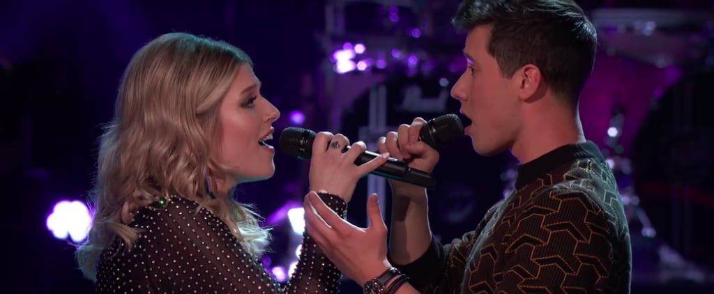 """Gigi and Micah Sing """"Someone You Loved"""" on The Voice Video"""