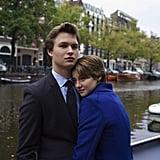 Shailene Woodley + Ansel Elgort