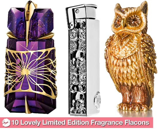10 Gorgeous New Limited-Edition Perfume Flacons