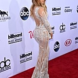 Jennifer Lopez's Dress at Billboard Music Awards 2015