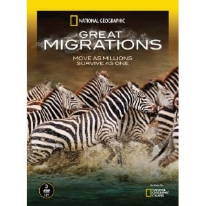 National Geographic: Great Migration DVD ($34)