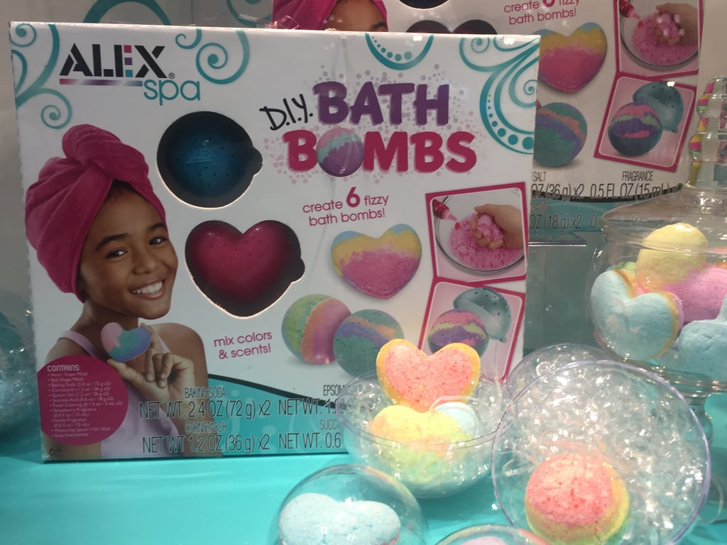 Alex Toys Spa DIY Bath Bombs Kit