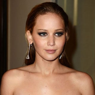 Pictures: Jennifer Lawrence, Jessica Chastain at the BAFTAs