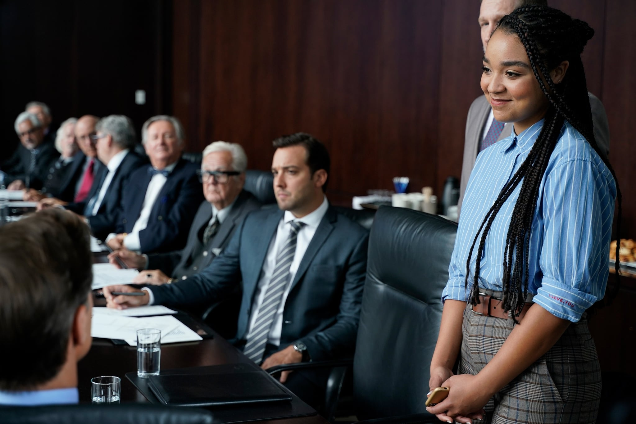 THE BOLD TYPE, Aisha Dee, 'Legends of the Fall Issue', (Season 4, ep. 401, aired Jan. 23, 2020). photo: Jonathan Wenk / Freeform /c ourtesy Everett Collection