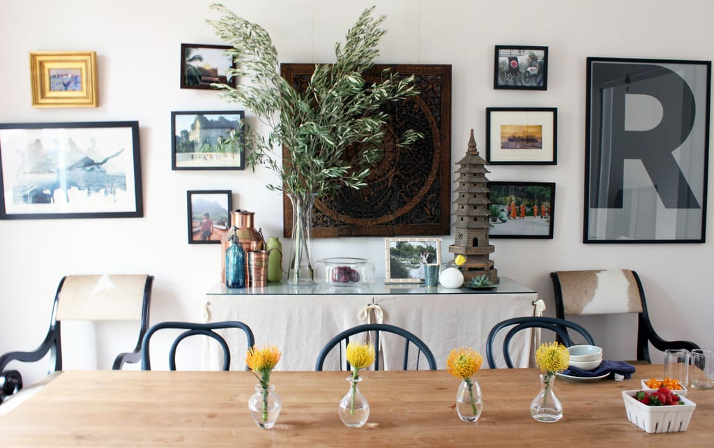 Dining room: 10 minutes