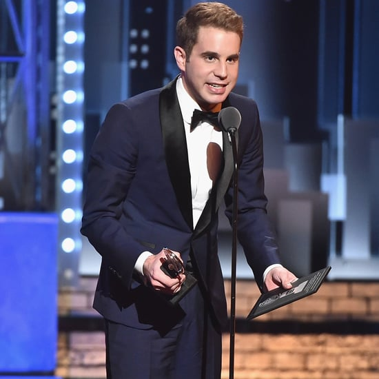 Ben Platt Acceptance Speech at the 2017 Tony Awards