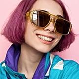 Mood-Boosting Hue: Pink Nail Polish