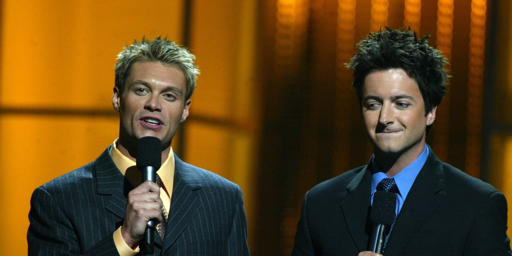 Ryan Seacrest and Brian Dunkleman