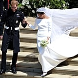 Meghan Markle Royal Wedding Pictures