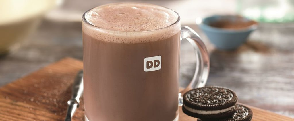 Dunkin' Donuts's New Oreo Hot Chocolate Will Make You Forget All About Pumpkin Spice
