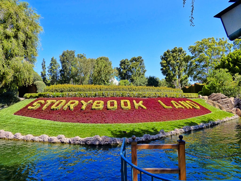 The Storybook Land Canal Boat