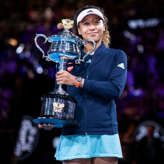 Naomi Osaka Australian Open Champion 2019