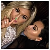 Kim Shared Some Party Snaps From Kylie's Bash