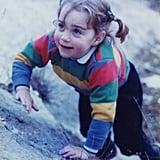 Kate, Age 3
