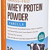 Grass-Fed Whey Protein Powder