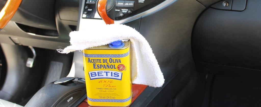 5 Hacks to Deep-Clean the Inside of Your Car