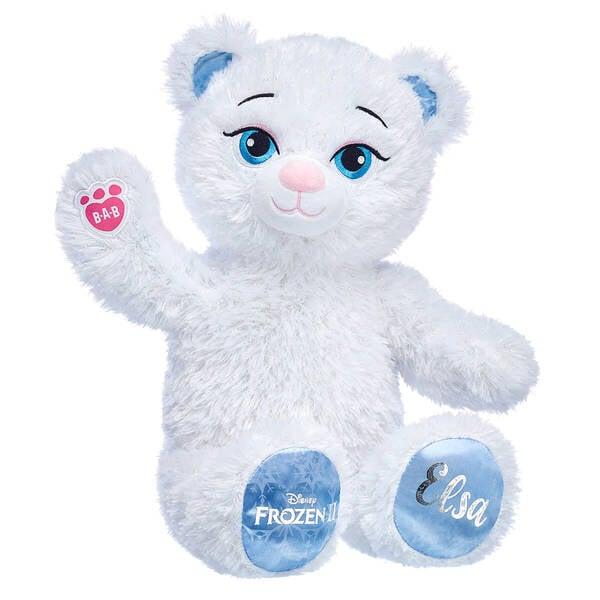Disney Frozen 2 Elsa Inspired Bear