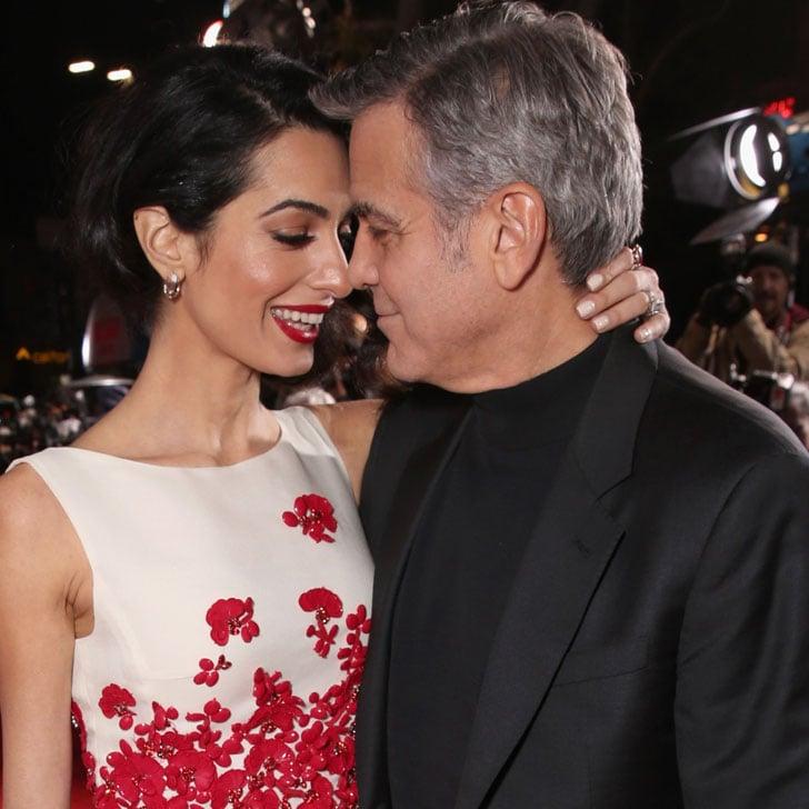 Картинки по запросу Amal Alamuddin and George Clooney