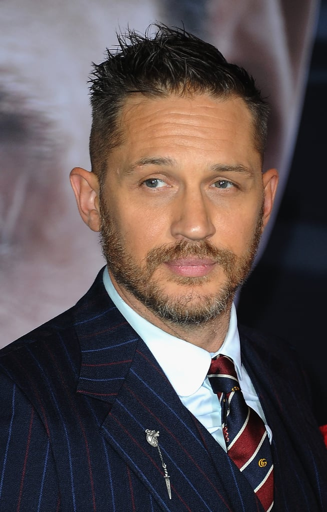 Pictured: Tom Hardy   Venom Premiere Pictures October 2018 ...