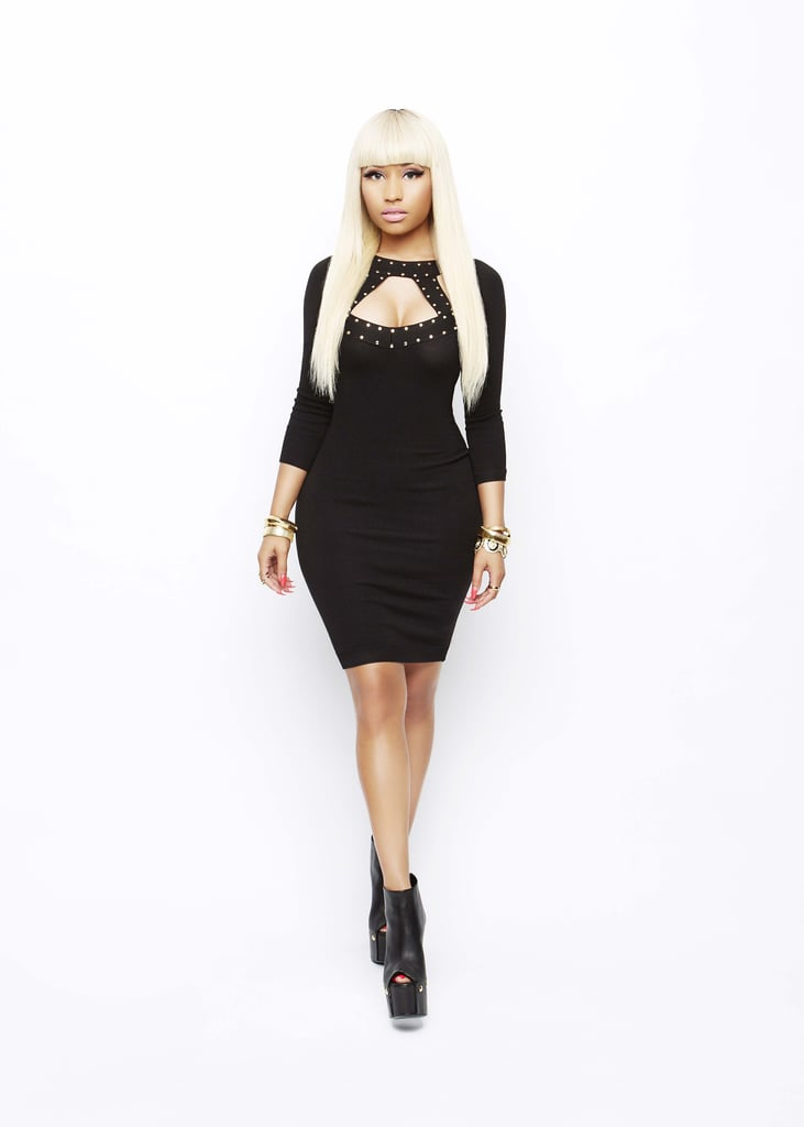 Women's Studded Sweater Dress ($35)