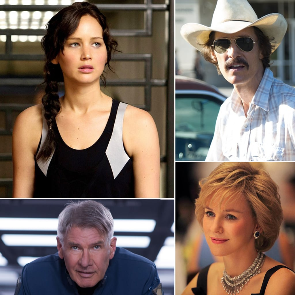 Watch the Trailers For November Movies!