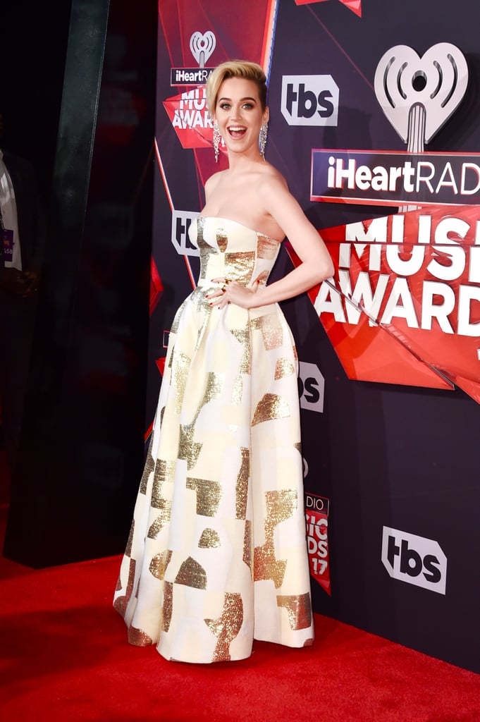 iHeartRadio Music Awards Red Carpet Dresses 2017 ...