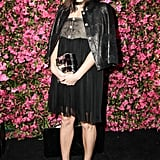 Jen Brill wore Resort 2013 Chanel at Chanel's Tribeca Film Festival Artists Dinner in New York. Source: Matteo Prandoni/BFAnyc.com