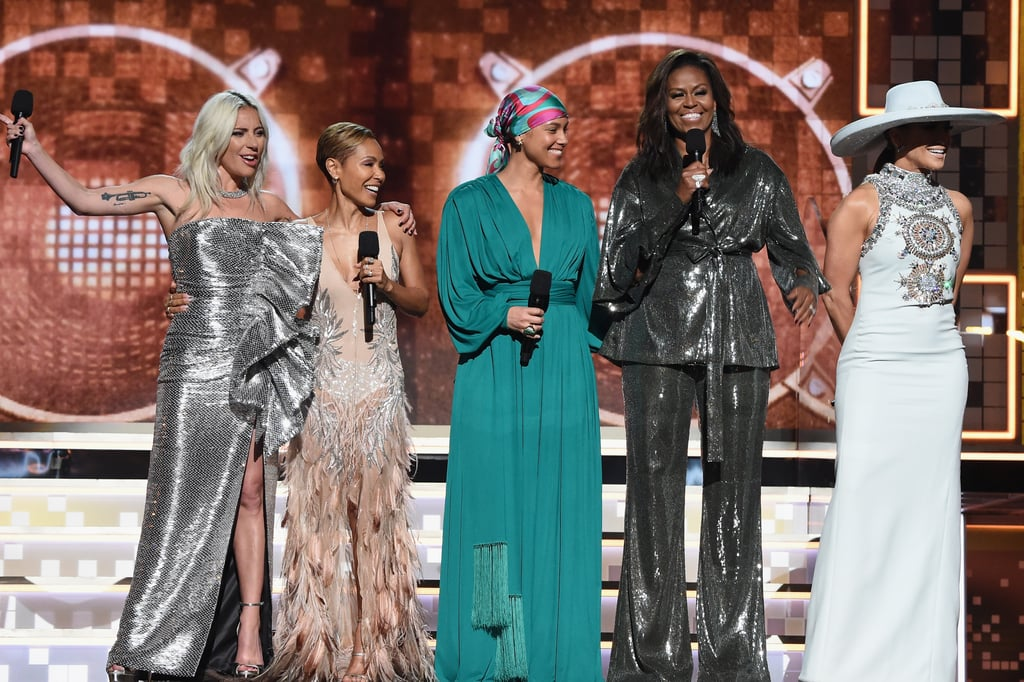 Photos of Michelle at the 2019 Grammys