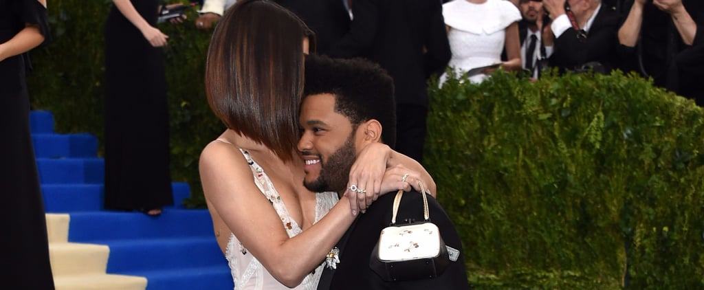Selena Gomez and The Weeknd Look Like They Got Married at the Met Gala