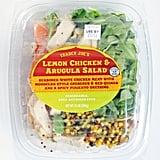 Lemon Chicken and Argula Salad ($4)