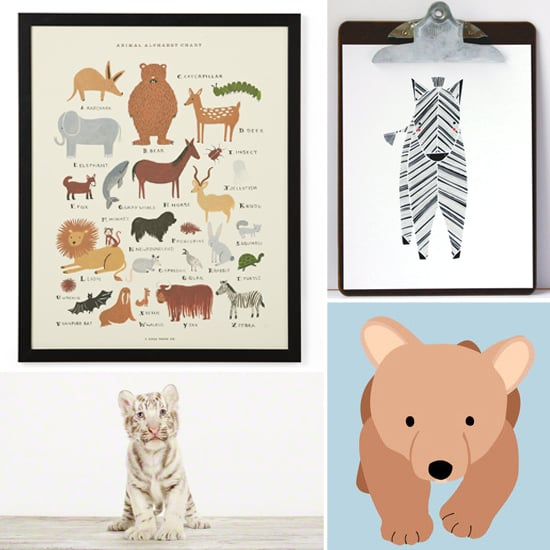 10 Mod Animal Prints That Will Grow With Your Little One