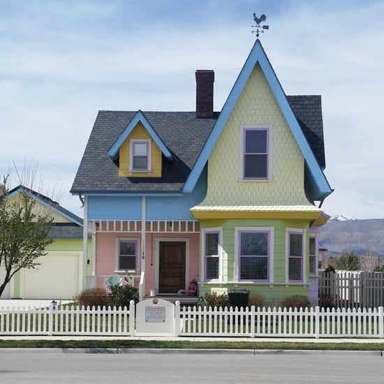 The Real-Life House From Up in Utah