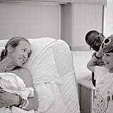 The Truly Incredible Thing That Happens When Siblings Witness Childbirth
