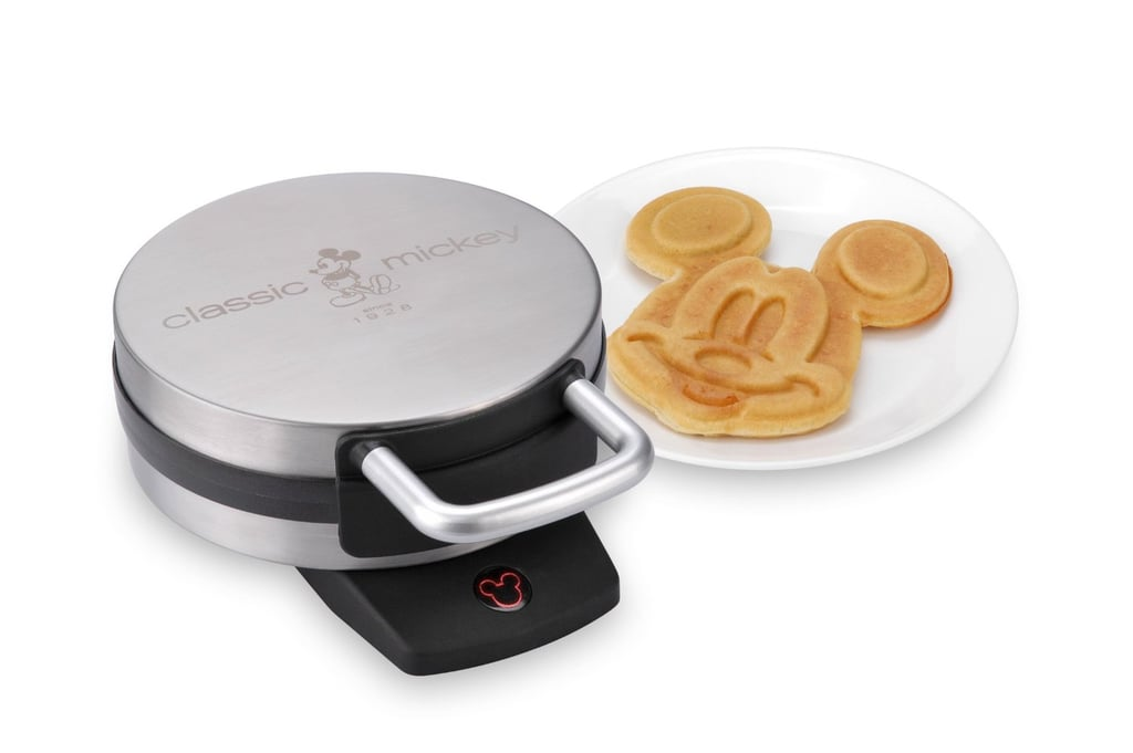 Disney Classic Mickey Mouse Electric Waffle Maker