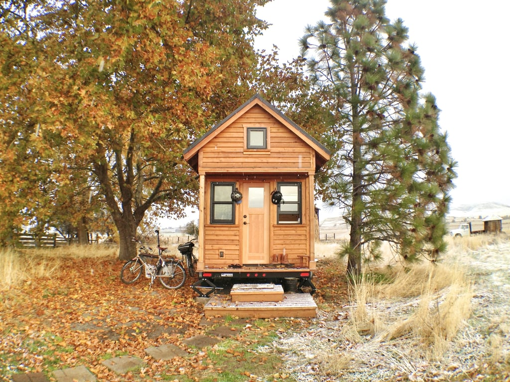 Tiny House Trend POPSUGAR Home