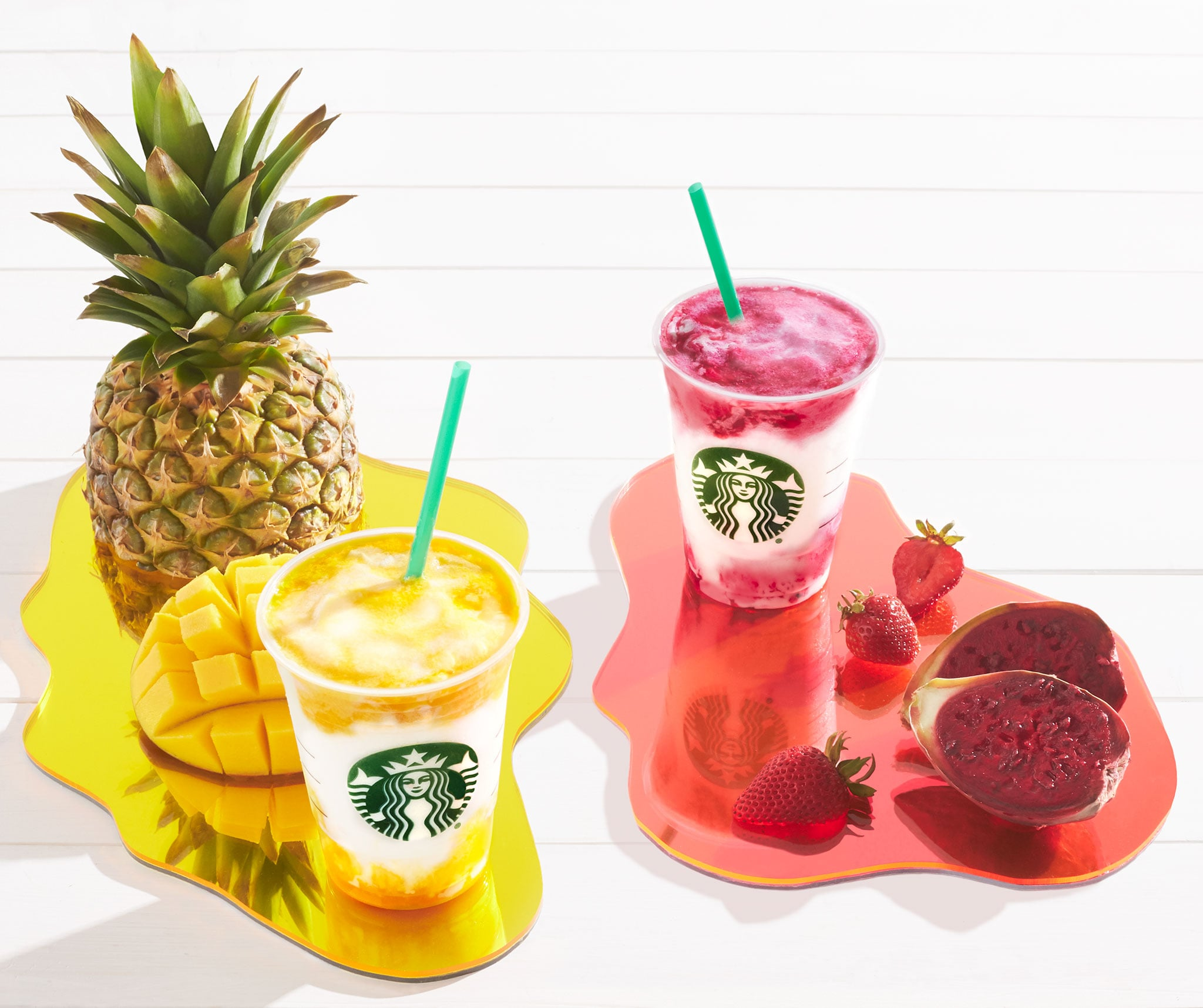 Image result for starbucks berry prickly pear png