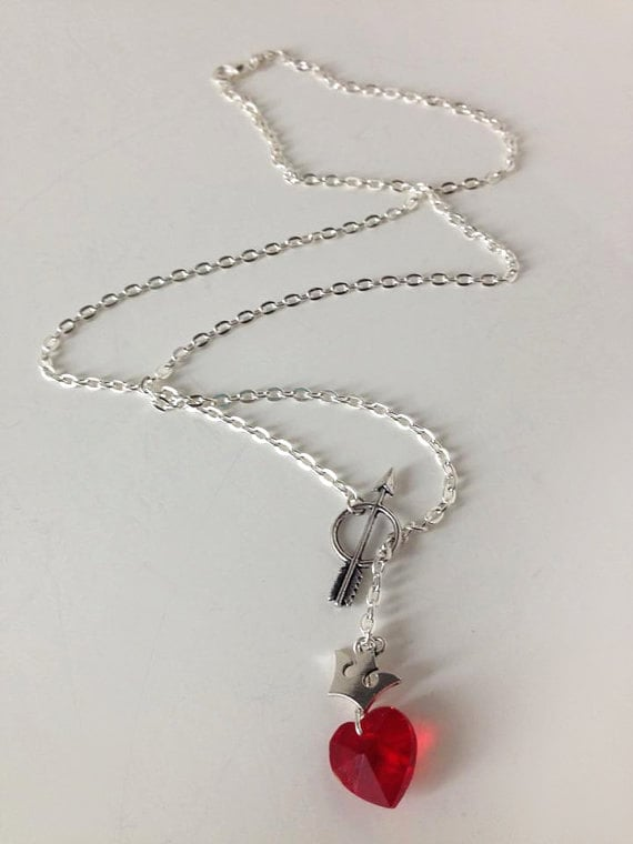 Outlaw Queen Necklace ($12)