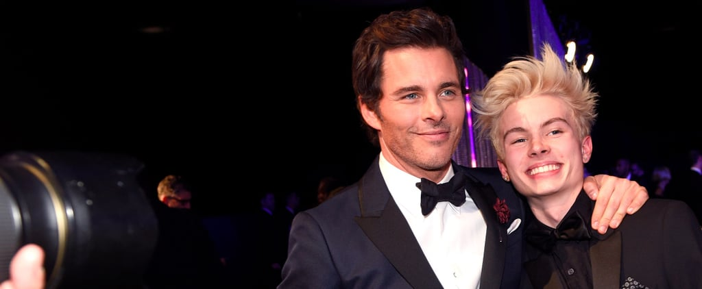 James Marsden's Date For the SAG Awards: His Son Jack!